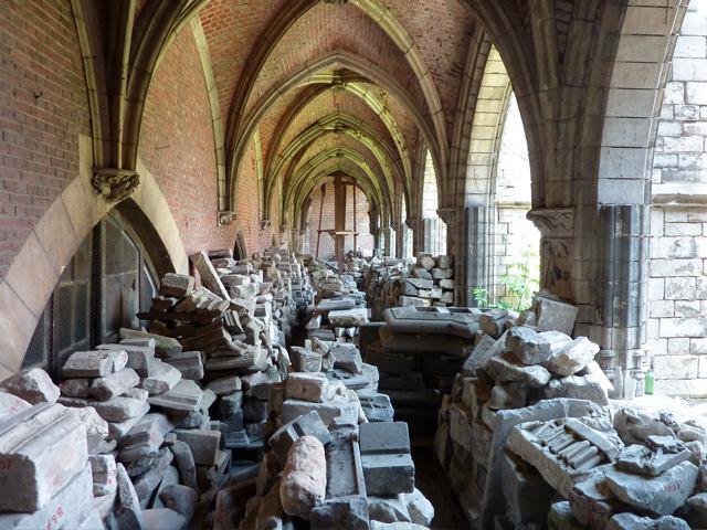 Sint-Geertruiabdij te Leuven