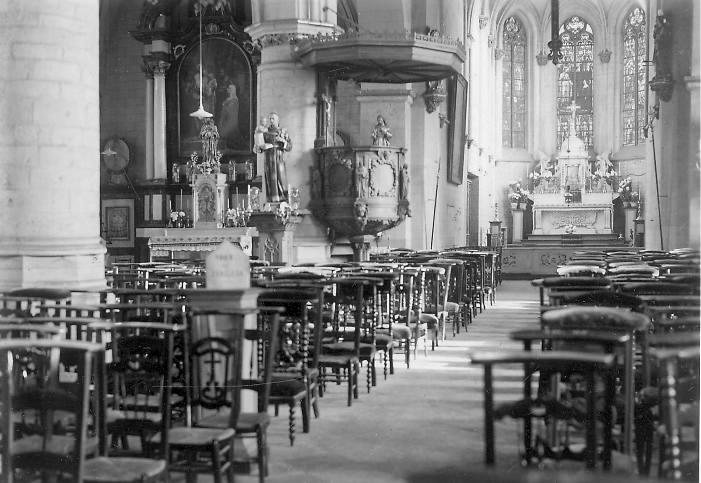 Sint-Martinuskerk te Zaventem