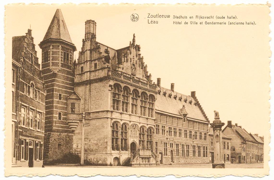 Oud Stadhuis van Zoutleeuw