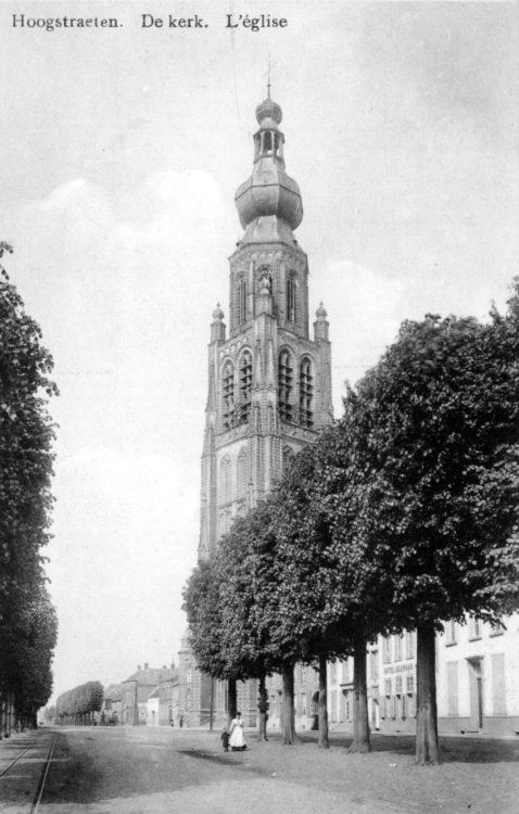 Sint-Katharinakerk te Hoogstraten