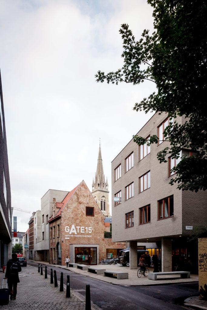 GATE15 te Antwerpen