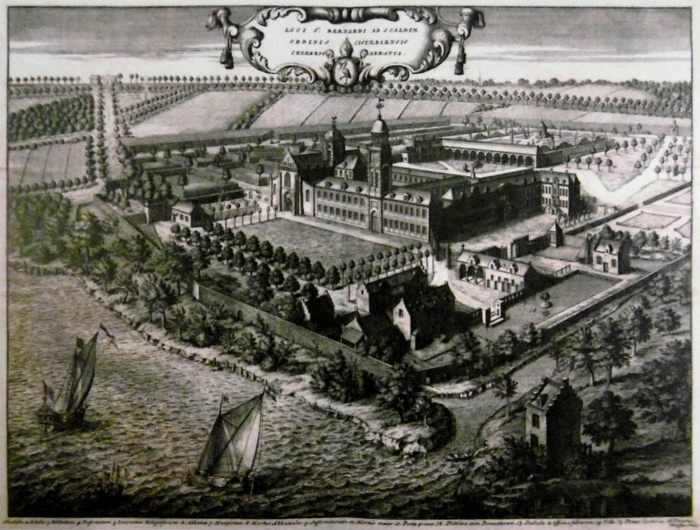 Sint-Bernardusabdij te Hemiksem