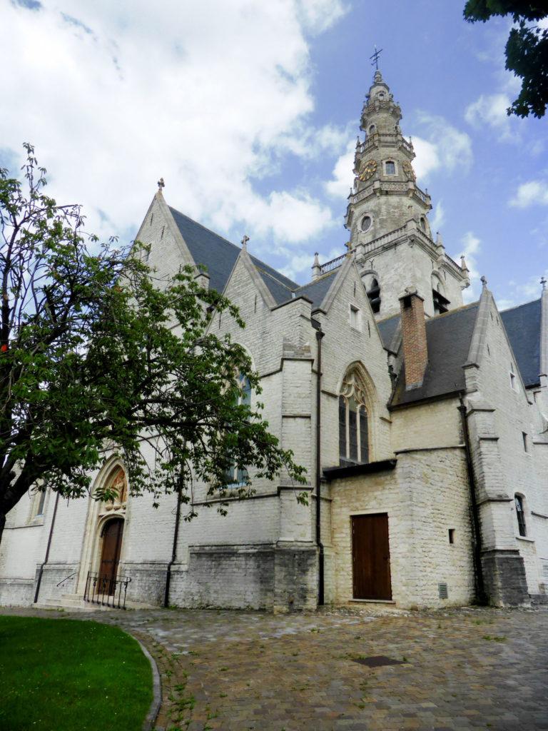 Sint-Catharinakerk te Diegem