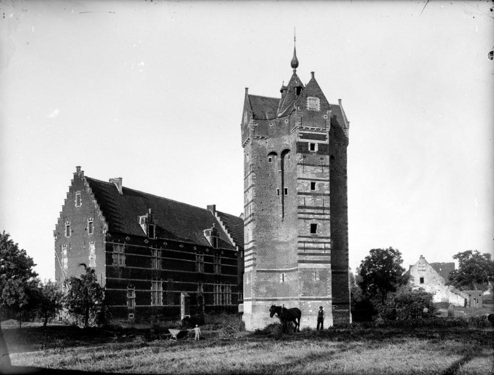 Toren Ter Heyden te Rotselaar