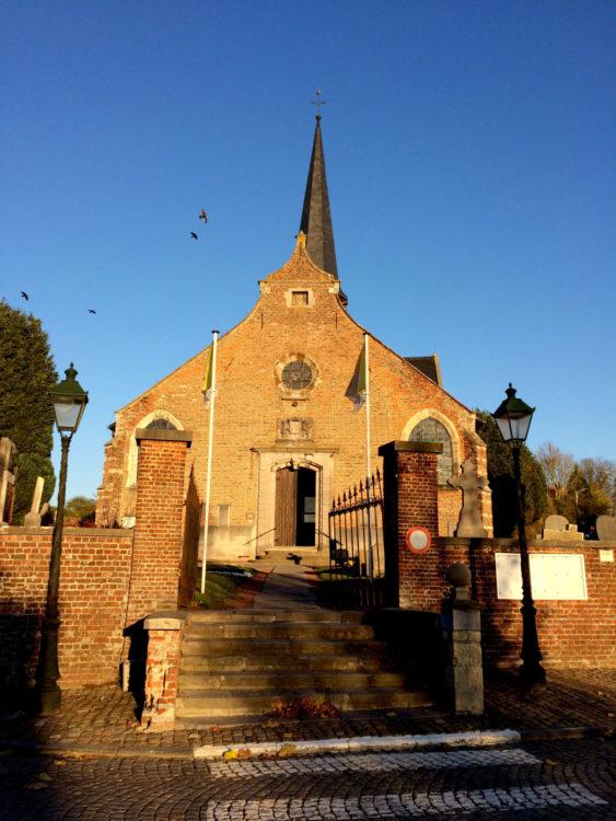 Onze-Lieve-Vrouwkerk te Gaasbeek
