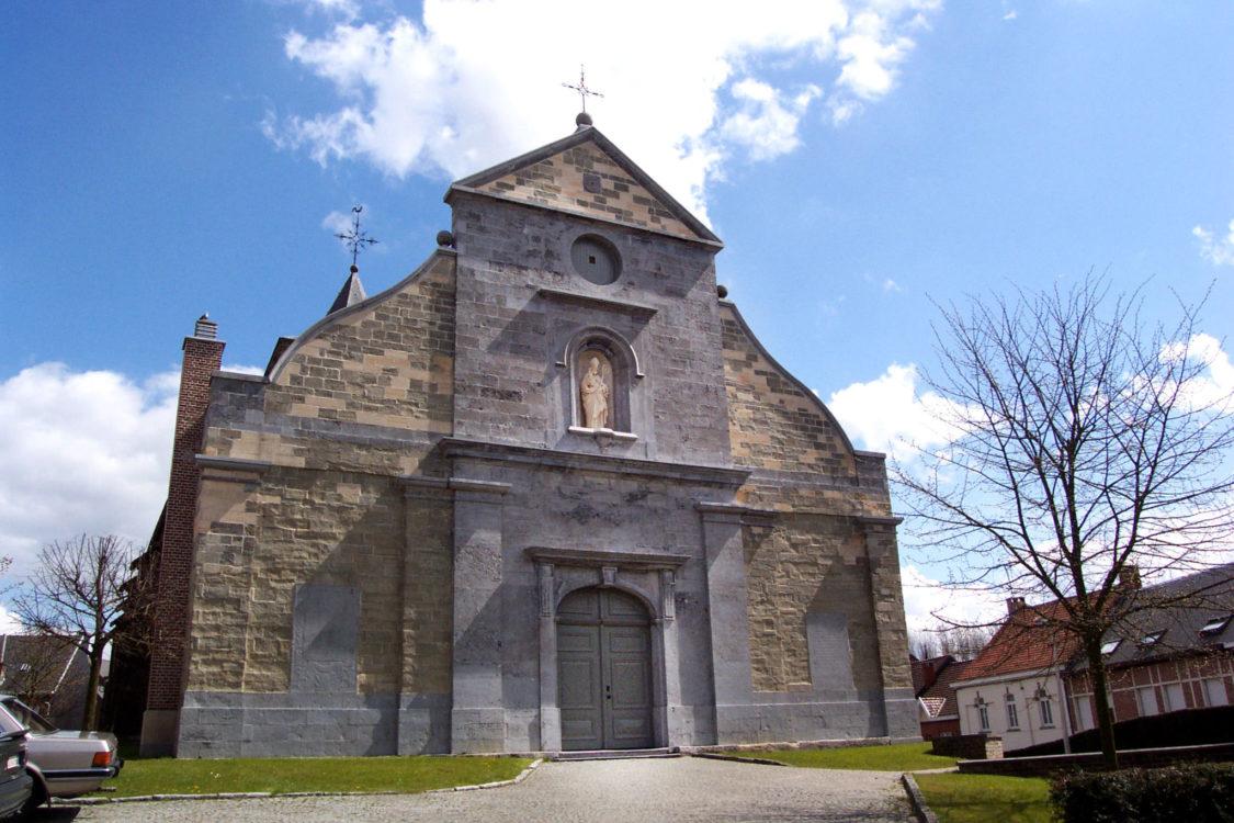 Sint-Niklaaskerk te Gooik