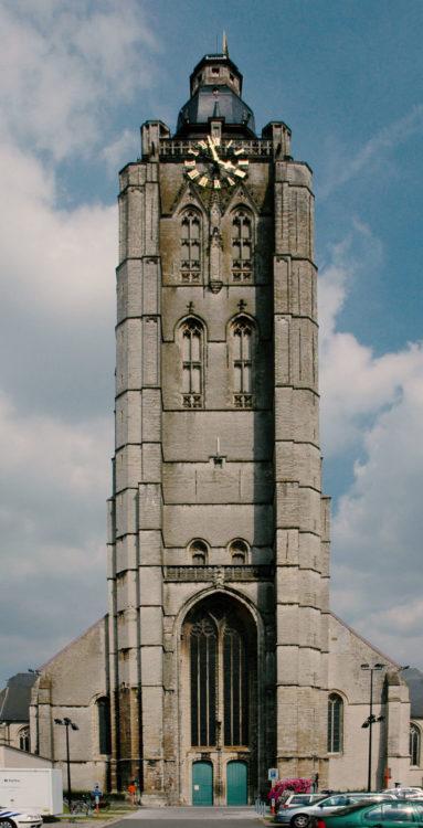 Sint-Walburgakerk te Oudenaarde