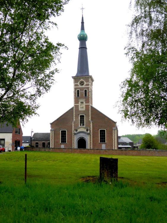 Sint-Martinuskerk te Strijtem