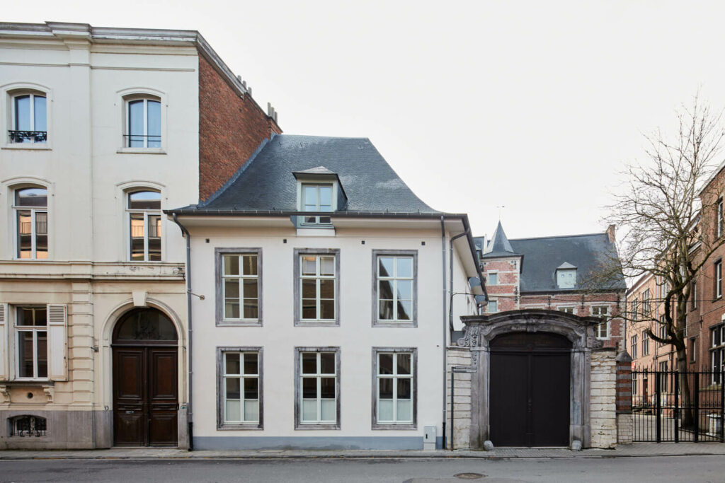 Hôtel d'Udekem d'Acoz te Leuven
