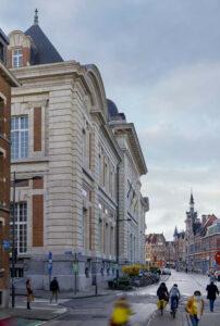 Gerechtshof Leuven side