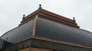 Gerechtshof Leuven dak