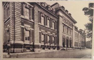 Gerechtshof Leuven historie