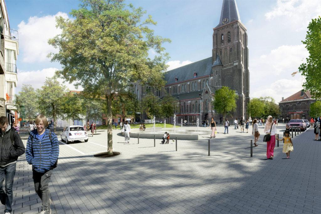 Heilig-Hartkerk te Gent