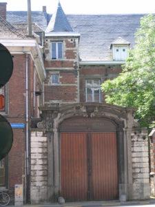 Start restauratiewerken aan voormalig Hôtel d'Udekem d'Acoz te Leuven