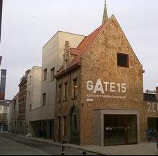 Oplevering gate 15