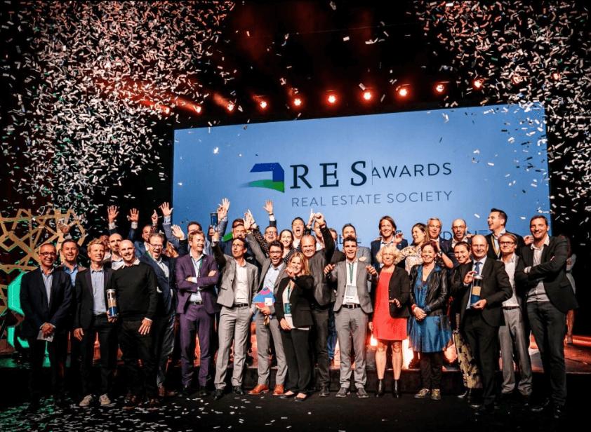 RES Award voor Cera hoofdkantoor Leuven!
