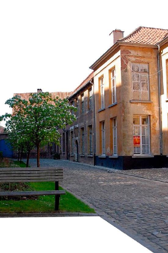 Nieuwe opdracht voor restauratie van 12 woningen in het begijnhof van Lier