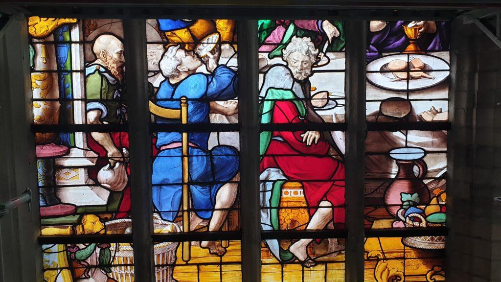 Start van een nieuwe restauratiefase van de Sint-Katharinakerk te Hoogstraten
