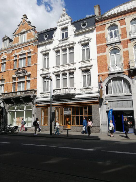Een nieuwe bestemming voor Huis Delsart in Leuven